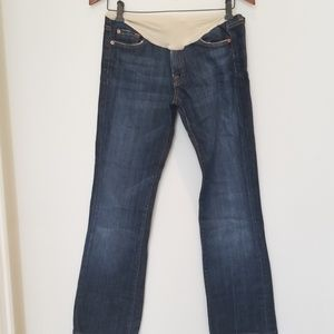 7 For All Mankind Maternity Denim